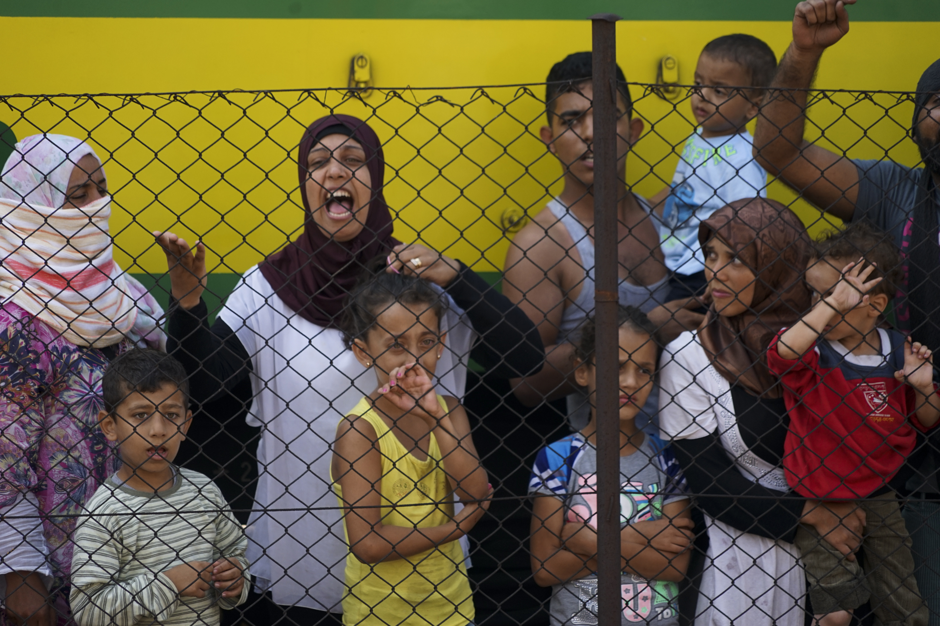 Image result for refugee women children from syria